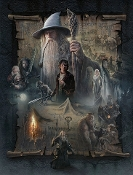 The Hobbit: An Unexpected Journey CANVAS GICLEE