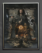 The Hobbit The Desolation of Smaug- FRAMED