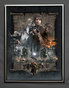 The Hobbit The Battle of the Five Armies- FRAMED