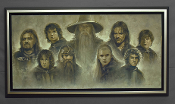 The Company of the Ring shall be Nine-FRAMED